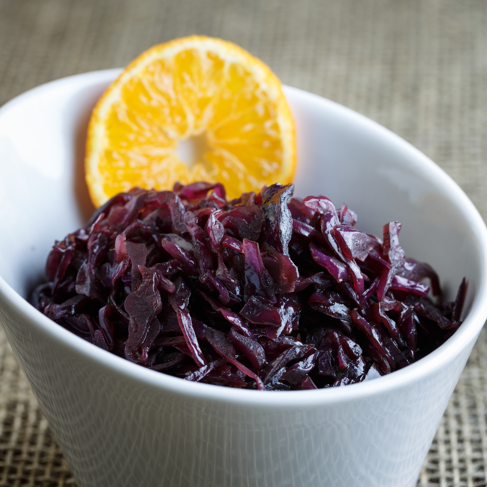 Rødkål - Pickled Red Cabbage
