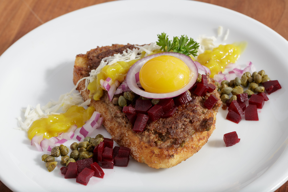 Fried Beef Tartare Or Quot Parisian Steak Quot Pariserb 248 F