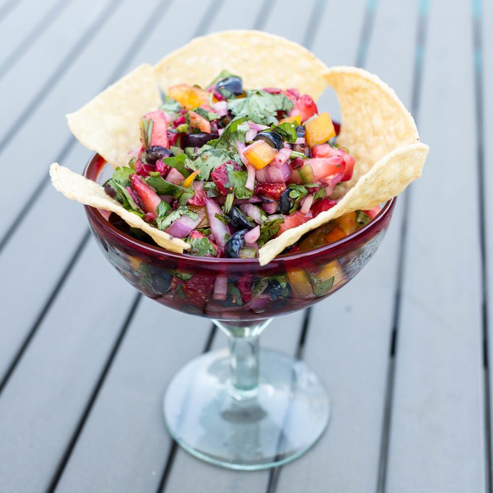 Berry Salsa