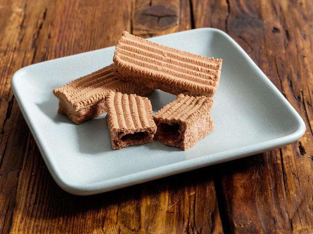 Rutebiler - Chocolate Meringues