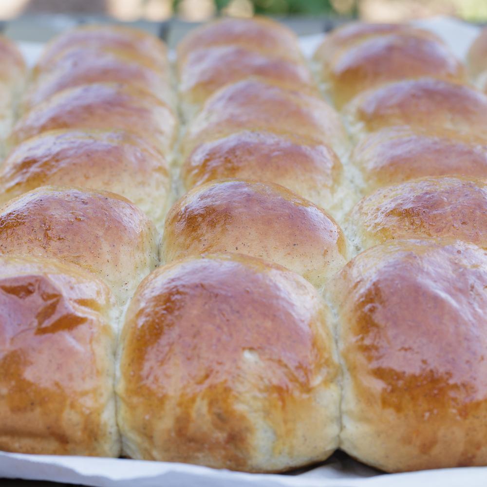 Hveder - sweet rolls