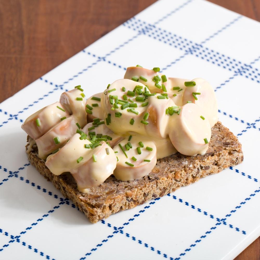 Pølsesalat - Danish Sausage Salad