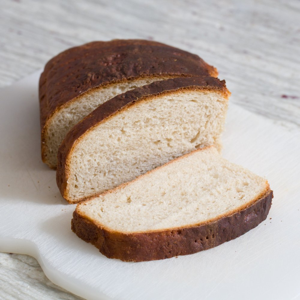 Sifted Rye Bread - Sigtebrød.