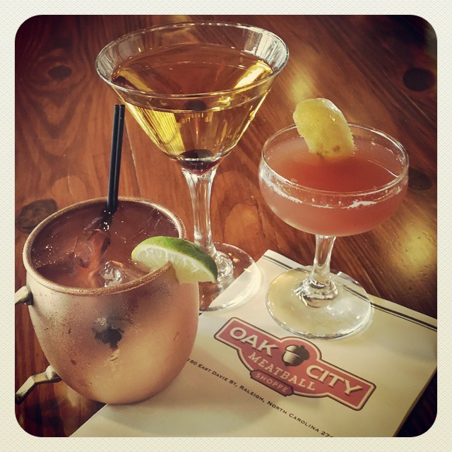 All of our #craft #cocktails are only $7 today! #howdoyouball