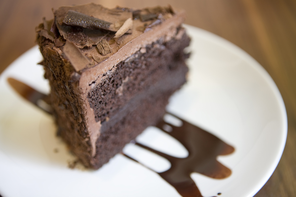 Chocolate Fudge Cake, oh my!
