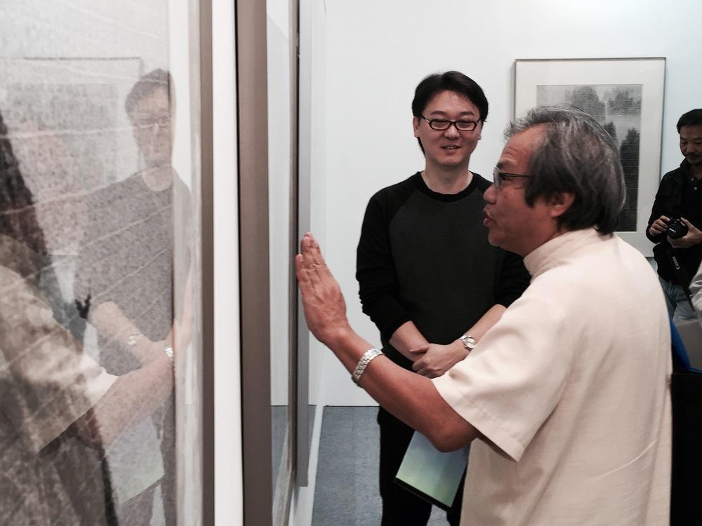 藝評家蕭瓊瑞教授.JPG