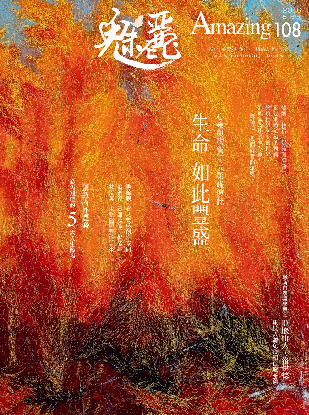 魅麗雜誌 九月號