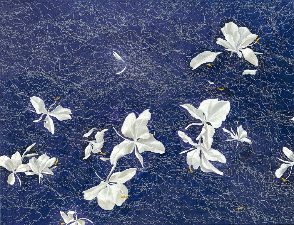 野薑花系列二(13/15) Ginger Lilies II(13/15)