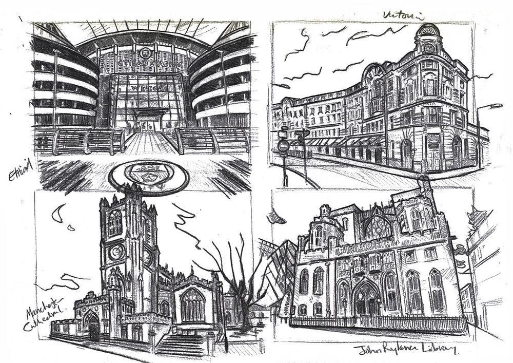 fig.2 Manchester Studies 1