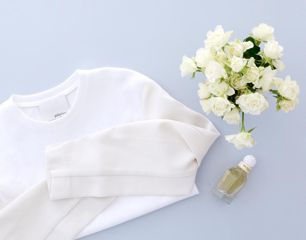 3.1 Phillip Lim Sweater with Jacket Sleeves, Balenciaga Perfume