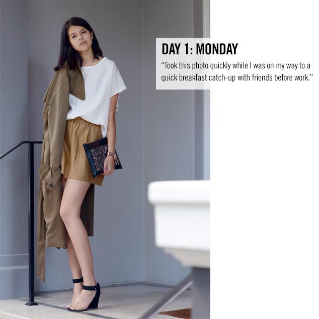 Sportsgirl 7 Days of Style, June 2013