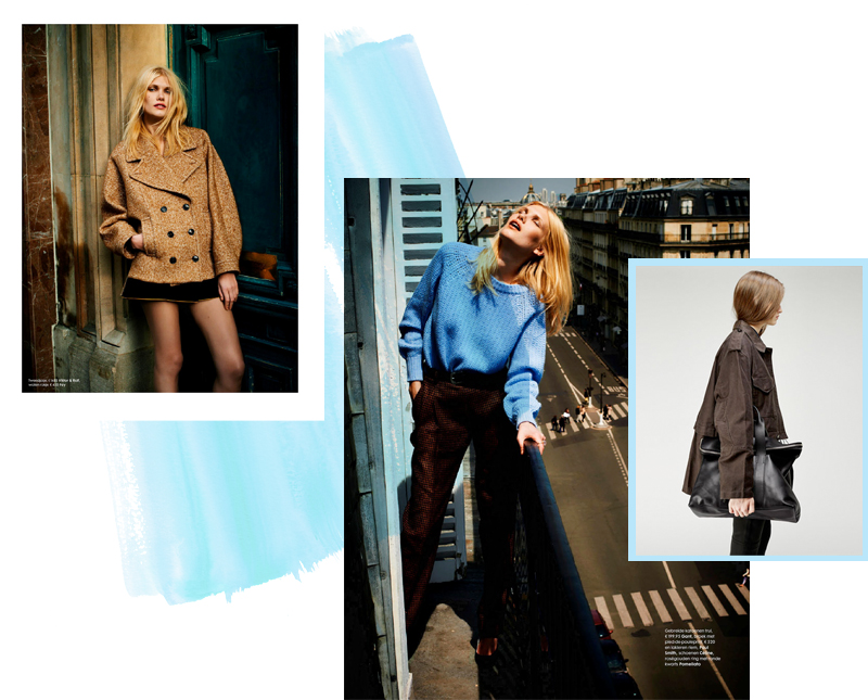 """Present Tense"" for Elle Netherlands August 2013, Phillip Lim 31 hour bag via La Garconne"