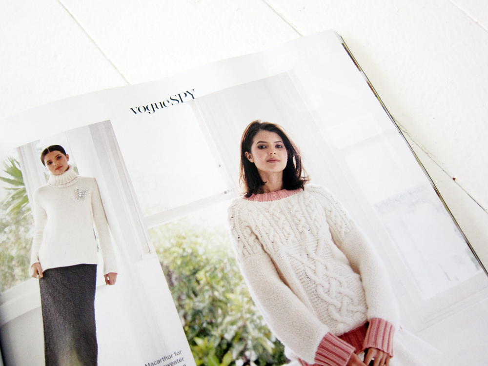 Vogue Australia, September 2013