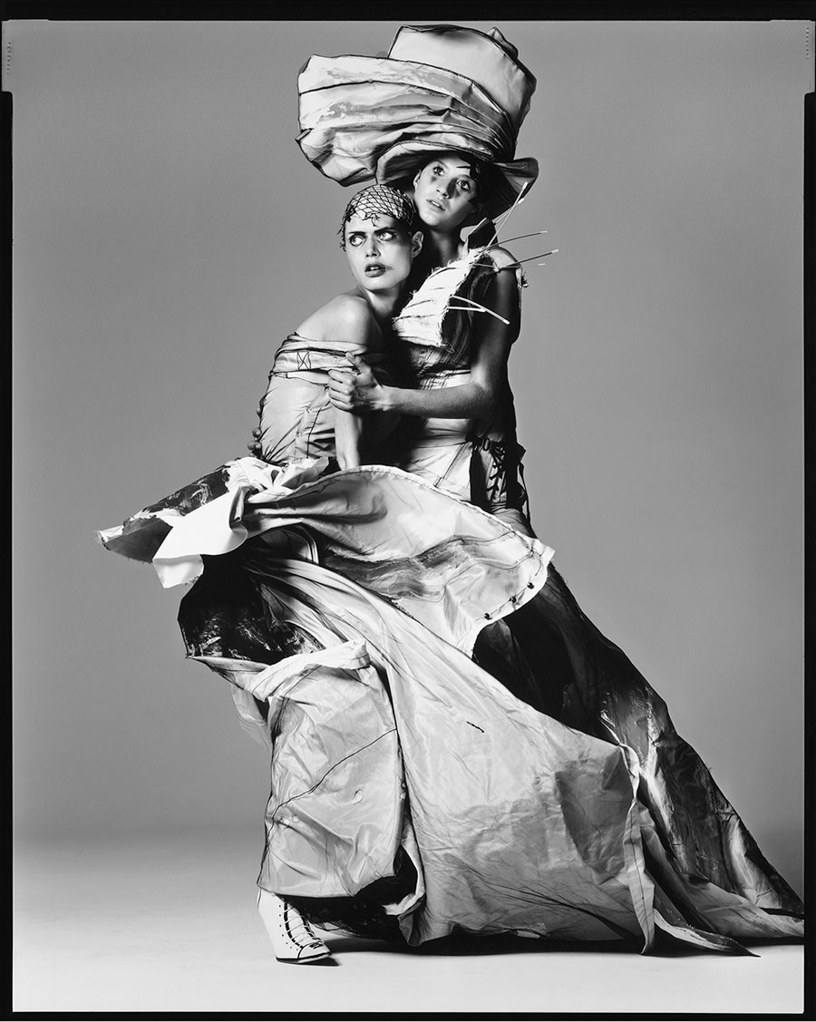 Images, Richard Avedon at the Gagosian gallery