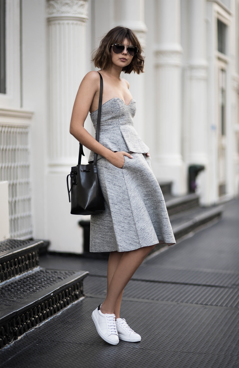 Grey Matter: Three New Looks to Try Now