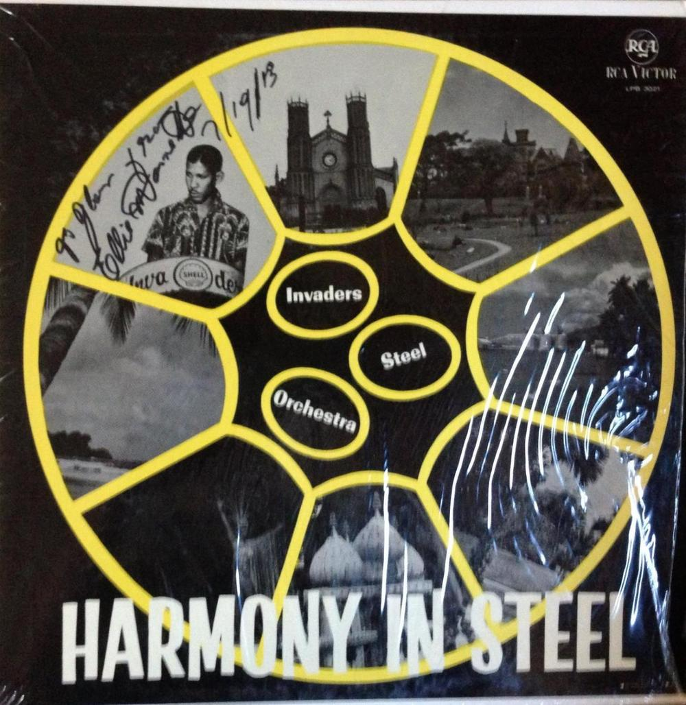 The Invaders  Harmony in Steel 1963