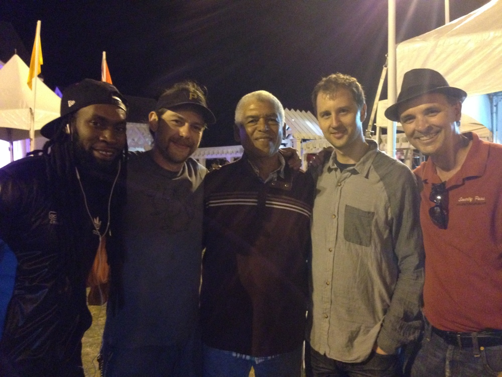 From the 2014 VA Beach Panorama,  Sherwin Thwaites, Me, Ray Holman, Kyle Dunleavy, and Dave Beery.
