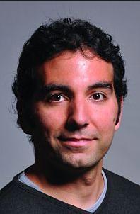 Murdoc Khaleghi, new RVI Member