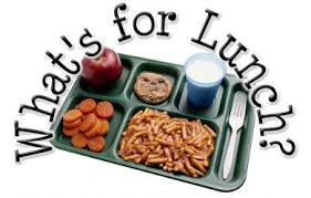 SCHOOL LUNCH - St. Mary's offers full lunch services through the Diocese of Alexandria.