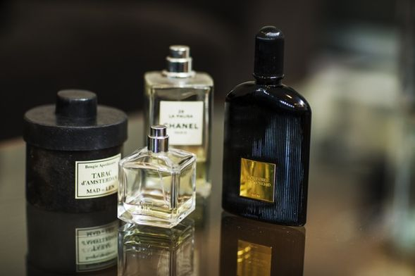 Rae's scents: Chanel La Pausa, Francis Kurkdjian Lumiere Noire and Tom Ford Black Orchid