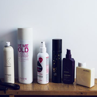 Kate's hair essentials: Kevin Murphy and more
