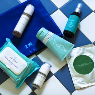 Marg's skin kit: Kora, Kosmea and CR Formulations