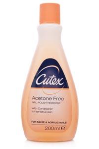 Cutex Acetone Free Nail Polish Remover