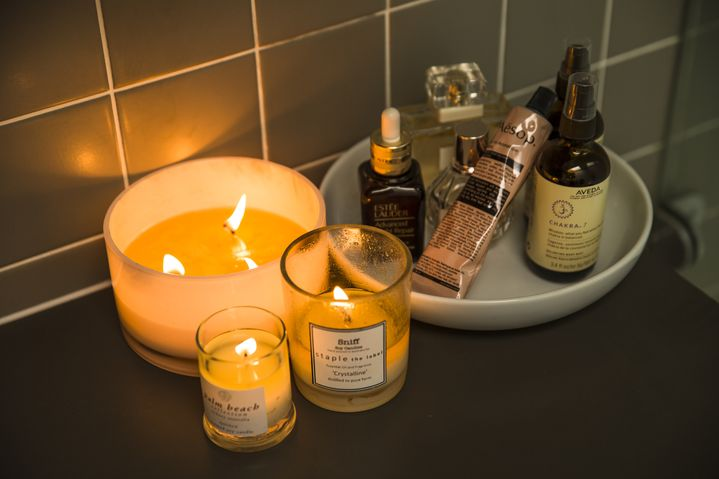 Bathroom essentials: Aesop, Aveda, Estee Lauder, Balmain and Viktor & Rolf fragrances