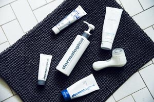 Skin essentials: Dermalogica and Clarisonic