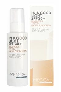 Mecca In A Good Light Luminous Tinted Facial Sunscreen