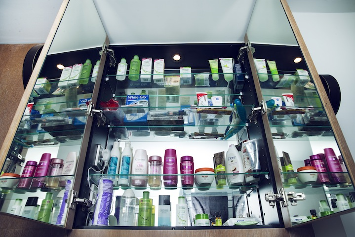 Inside Lauren's beauty cabinet: Kerastase, Simple, Dove and more