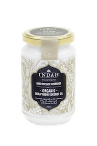 Indah Organics Coconut Oil