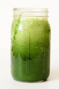 For maximum antioxidants go green.