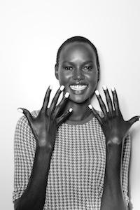 Ajak Deng, IMG Models