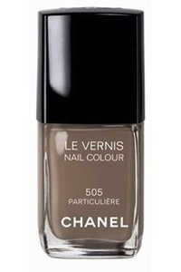 Chanel Nail Colour