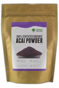 Forest Superfoods Organic Acai Powder