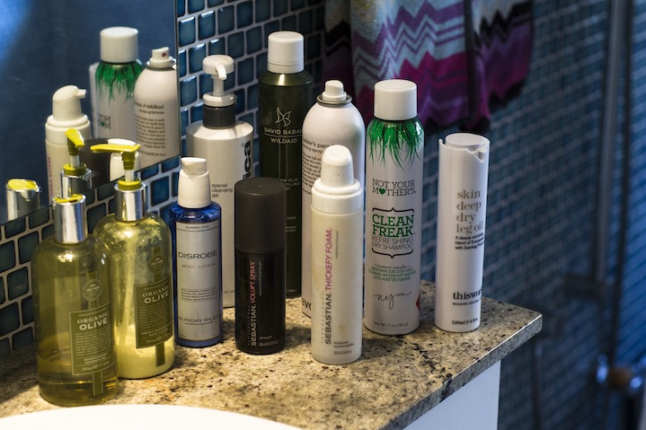 A host of skin and hair essentials
