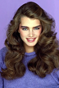 Brooke Shields, 1980