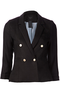 Smythe College Double-Breasted Blazer