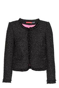 Alice + Olivia Kidman Tweed Jacket