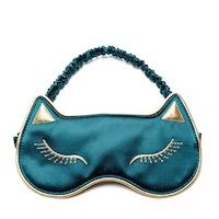 Charlotte Olympia Silk-Satin Mask