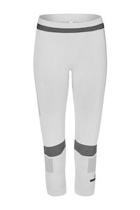 Adidas by Stella Mccartney Seamless three-quarter tights