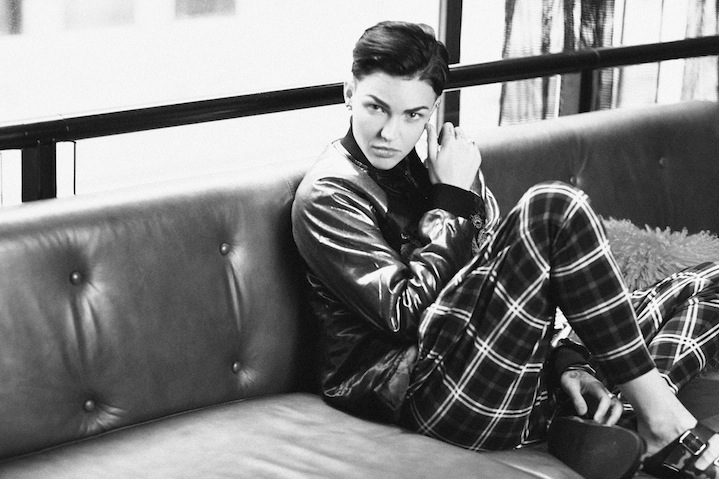 WHO: Ruby Rose, Musician & TV Host
