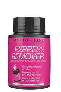 Maybelline Express Nail Polish Remover Pot