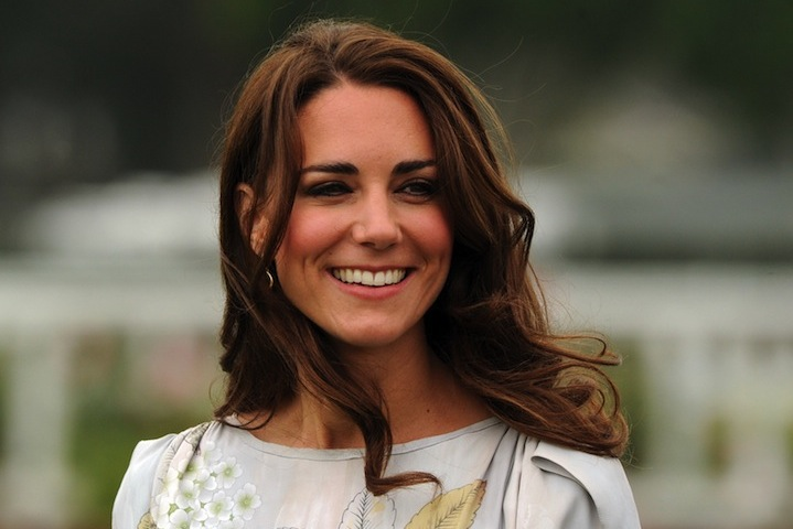 Kate at the Foundation Polo Challenge in Santa Barbara, California. Photo by Steve Granitz.