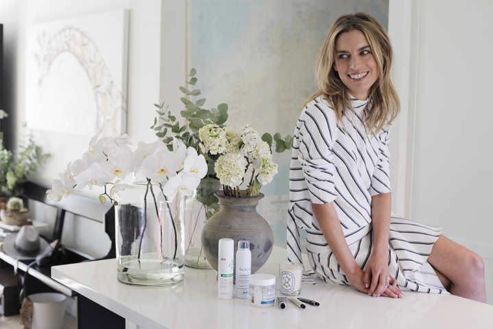Bridget reveals her beauty essentials