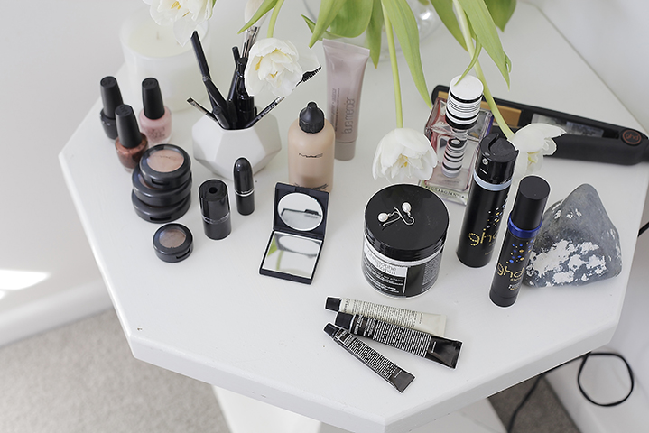 MAC, OPI and GHD are some of Bridget's favourite beauty brands
