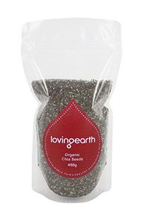 Loving Earth Organic Chia Seeds