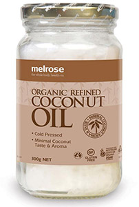 Melrose Organic Refined Coconut Oil