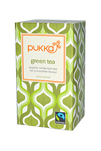 Pukka Organic Green Tea